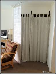 ceiling mounted traverse curtain rods curtains home design