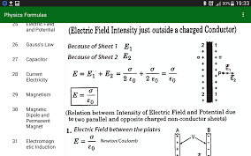 physics formula android apps on google play