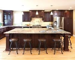 large kitchens with islands kitchen island fitbooster me