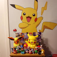 life size pikachu wall decal product review roommates blog