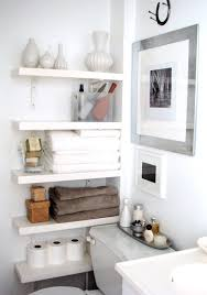Storage Bathroom Plain Shelves Bathroom Storage Eizw Info