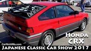 classic honda honda crx 2017 japanese classic car show jccs carnichiwa com