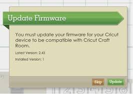 Cricut Craft Room - cricut craftroom blog forcing the expression into a firmware update