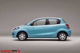 nissan datsun hatchback automotive news datsun go hatchback launched in india starting