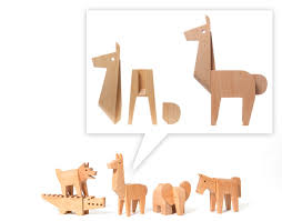 animal wood new collections by karl zahn for areaware notcot