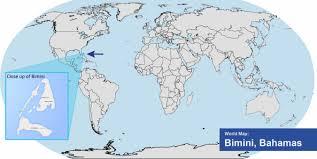 bahamas on a world map bimini bahamas futures society