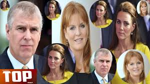 sarah ferguson and prince andrew to remarry after kate middleton