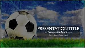 free powerpoint templates ppt soccer ball powerpoint template 10449 free soccer ball by james sager