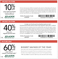 joann fabrics website joann in store coupon hair coloring coupons