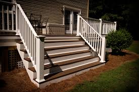 exterior design and decks exterior design azek decking and white railings decks u0026 fencing