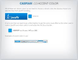 caspian theme for javafx jasper potts