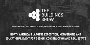 the buildings show 2017 canadian architect