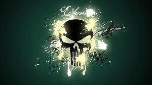 Images Of Green Punisher Skull Wallpaper Sc
