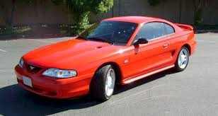 1994 mustang paint colors