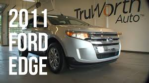 2011 Ford Edge Limited Reviews 2011 Ford Edge Limited Myford Touch System Backup Camera