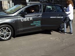 Uber Driverless Car Interior Photos Business Insider