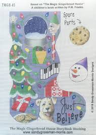 Stocking Designs by The Magic Gingerbread House