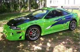 mitsubishi eclipse 1995 custom mitsubishi eclipse fast and furious image 35