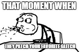 Cereal Meme - cereal guy spitting memes imgflip