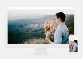 the best wedding websites 4 best wedding website providers for modern couples