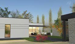 modele maison plain pied 4 chambres maison contemporaine loire atlantique 44 nantes nazaire page 1