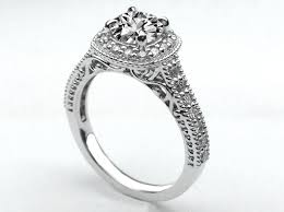 filigree engagement rings engagement ring filigree gallery diamond halo engagement ring es1234