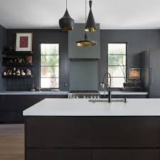 are white kitchen cabinets just a fad 20 sophisticated all black kitchen ideas