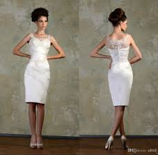 white cocktail dresses for weddings dress images