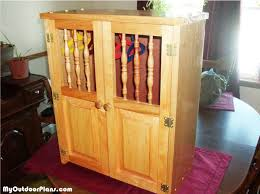 diy 18 inch doll armoire myoutdoorplans free woodworking plans