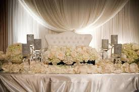 Wedding Table Decorations Ideas Wedding Head Table Decoration Ideas 5237