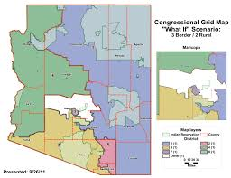 Arizona Counties Map by Facts To Inform The Public Discourse Thinking Arizona Part 4