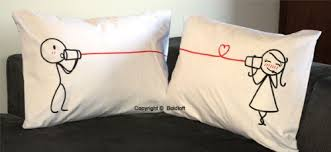 his and hers pillow cases boldloft say i you couples pillowcases couples gifts