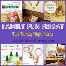 family ideas look we re learning