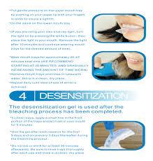 2x home teeth whitening kit tooth whitener gel bleach most