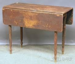 Vintage Drop Leaf Table Antique Pine Drop Leaf Table Antique Pine Drop Leaf Table With