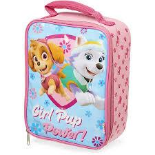 zak paw patrol pup power lunch bag big
