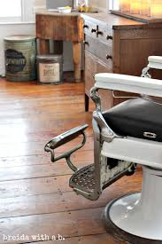 Old Barber Chair What This Old Thing Vintage Barber Chair Breida With A B