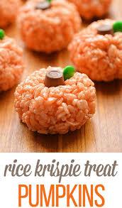 rice crispy treat pumpkins rice krispie treat pumpkins jpg