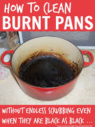 How To Clean A Bathtub Naturally Best 25 Cleaning Burnt Pans Ideas On Pinterest Burnt Pan