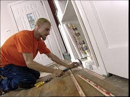 How To Install Laminate Wood Flooring On Stairs How To Install Carpet Over Hardwood Flooring How Tos Diy