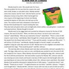 fifth grade reading comprehension worksheets have fun teaching