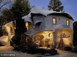 Hobbit Home Interior A Fanciful Mushroom House In Bethesda Maryland Bethesda Maryland