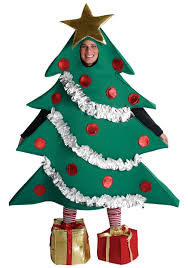 O Tannenbaum Christmas Tree Costume  Adult Holiday Costumes
