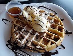 cara membuat es krim wafer resep masakan rumah minimalis resep dan cara membuat waffle crispy