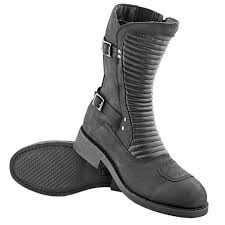 women s street motorcycle boots speed and strength speed society womens street motorcycle riding