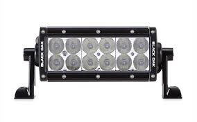 6 inch light bar 6 inch led light bar led light bar double row black oak led