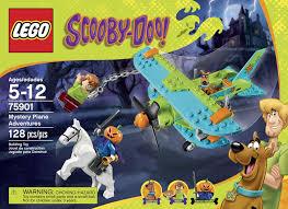 lego scooby doo 75901 mystery plane adventures scoobypedia