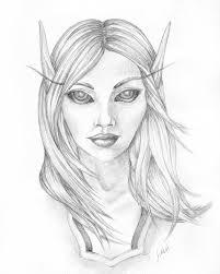 blood elf by artediamore on deviantart