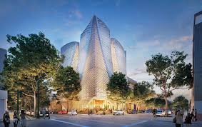 Mexico Architecture Belzberg Architects Animates Mexico City With 5 Energetic Facades