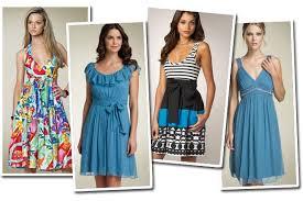dress styles flattering dress styles for